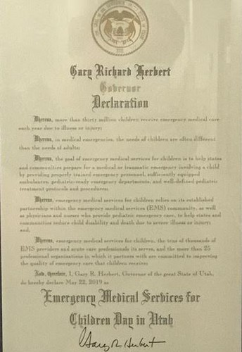 Did You Know? May 22nd is EMSC Day during EMS Week