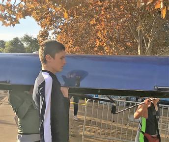 Rowing Team - Henry Wilson, 9th grade
