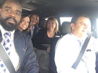 The IDOE School Improvement Staff Continue their Road Trip...