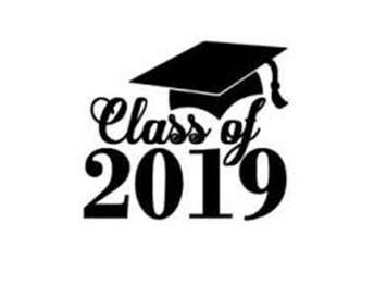 Senior Graduation- May 30th