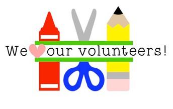 Parent Volunteers & Representatives Needed!