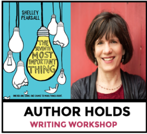 Author Visits Willard for Workshop