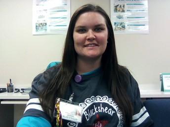 Kelli Clough (Instructional Specialist)