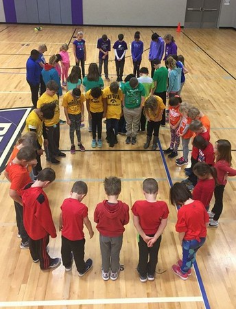 Penn Elementary celebrated World Autism Awareness Day on Monday, April 2nd.