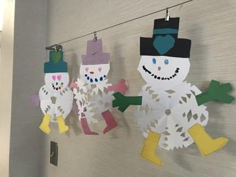 More Snowflake Snowmen from 1S