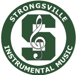 BECOME A MEMBER OF THE STRONGSVILLE INSTRUMENTAL MUSIC BOOSTERS