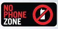 Zonas de la facultad de derecho de teléfonos móviles de Florida