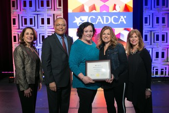 Lincoln Prevention Coalition honored at CADCA's National Leadership Forum