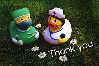 Thanks to our Jefferson nurses!