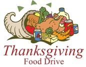 Thanksgiving Food Basket!