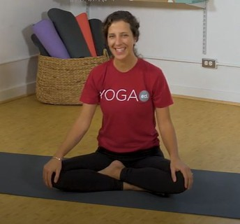 8. Practice Yoga for Gratitude with YogaEd