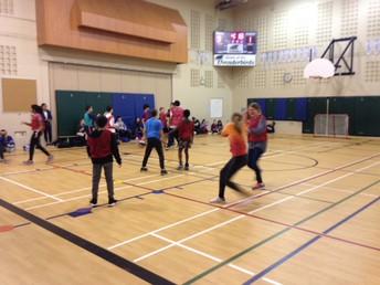 Grade 7 Intramural European Handball