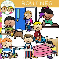 Great Resource For Routines!