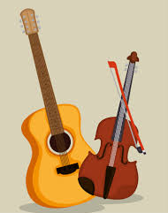 Private Zoom Guitar/Violin Lessons