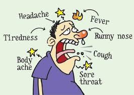 Common Symptoms of the Flu