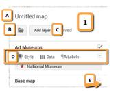1 - Map Menu