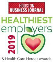 Alief ISD was selected as one of Houston Business Journal's 2019 Healthiest Employers.