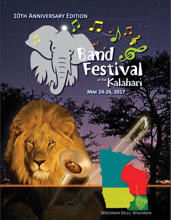 Band Festival Programs
