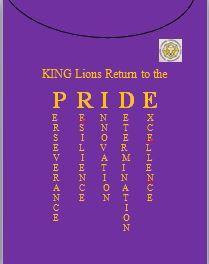 Good Morning King Families!