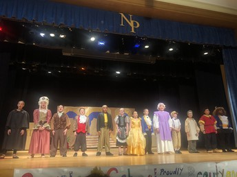 "Greystone's Production of ""Beauty and the Beast"""
