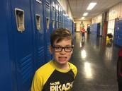 Luke Kauffman- MYP Year 2 Grade 7