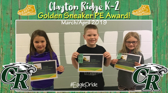 K-2 Golden Sneaker Awards