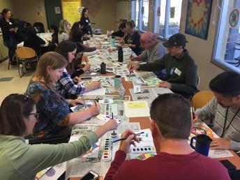 PTSA Art Corps - Volunteers Needed!
