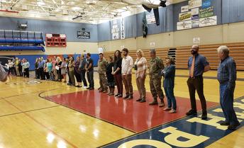Fine Looking Group of NPHS Educators