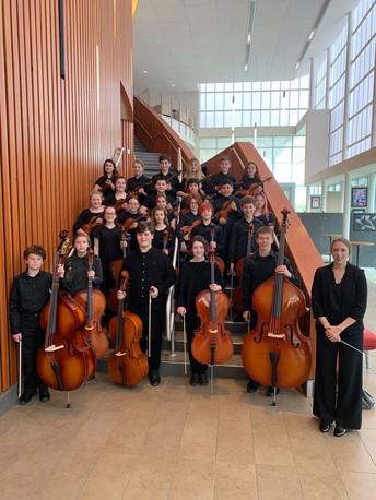Lamar Orchestra Program
