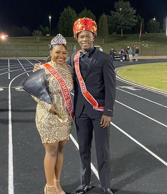 HOCO King & Queen