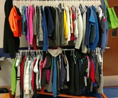 Please Ask Your Child to Check the Lost & Found for Missing Coats or Lunch Boxes