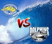 Bridgeland Barracudas v. Deerfield Dolphins