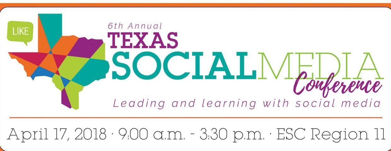 Texas Social Media Conference - April 17