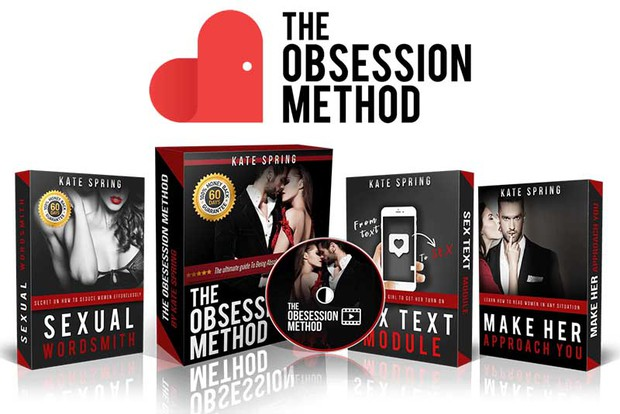 The Obsession Method by Kate Spring