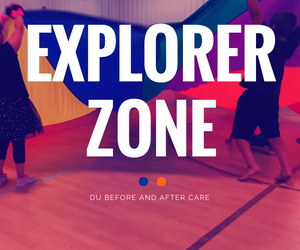 Explorer Zone: DU's Before/After Care