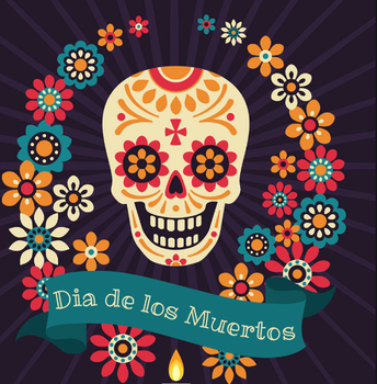 Dia de Los Muertos 11/1