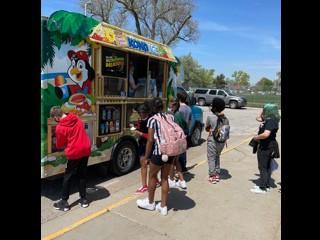 Kona Ice Truck Celebration