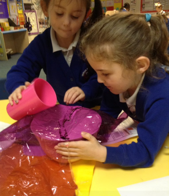 Year 1 testing materials