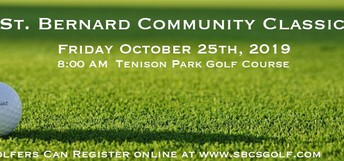 5TH ANNUAL GOLF TOURNAMENT - FRIDAY, OCTOBER 25th