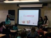 Enviro Mentors: Westwood & Dickinsfield students