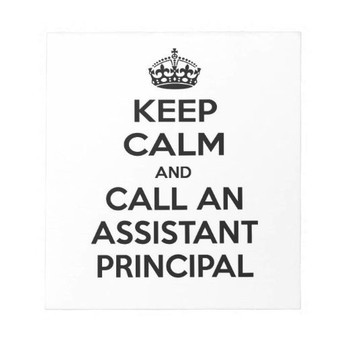Celebrate Assistant Principals Week Next Week