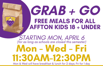 Free Meals Extends for All Kids 18 & Younger