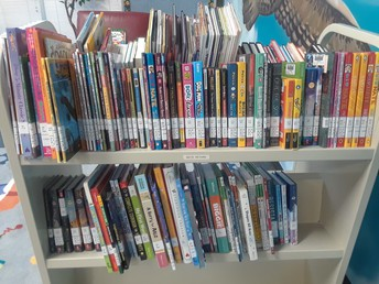 Books for our Library!