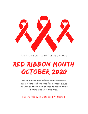 Red Ribbon Month