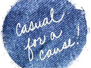 Warwick Goes Casual for a Cause!