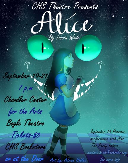 Alice Flyer