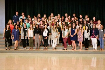 District 15 welcomes 60 new teachers!
