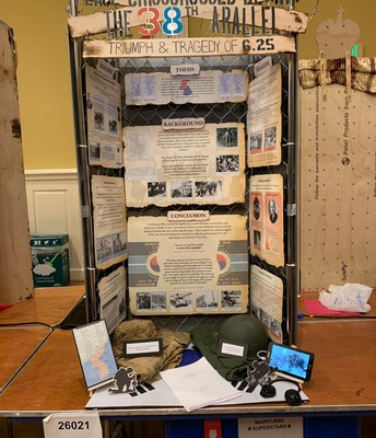 NHD Display by Seoyeon Kim, SoJeong Kwon, and Chaerin Park