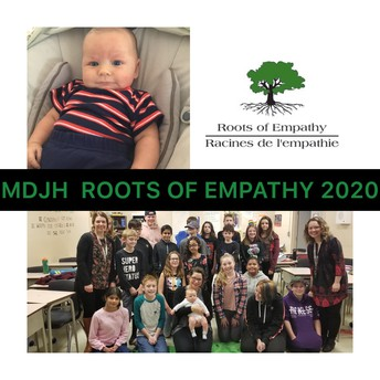 MDJH Roots of Empathy 2020