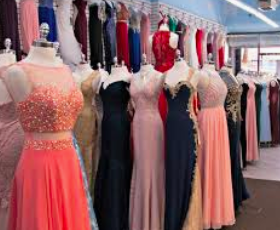 All Dressed Up - Prom Dresses